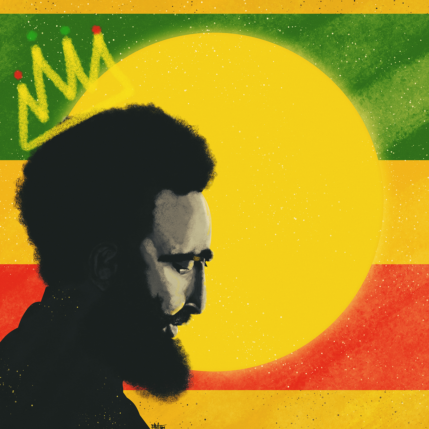 Royalty of Kush, Haile Selassie