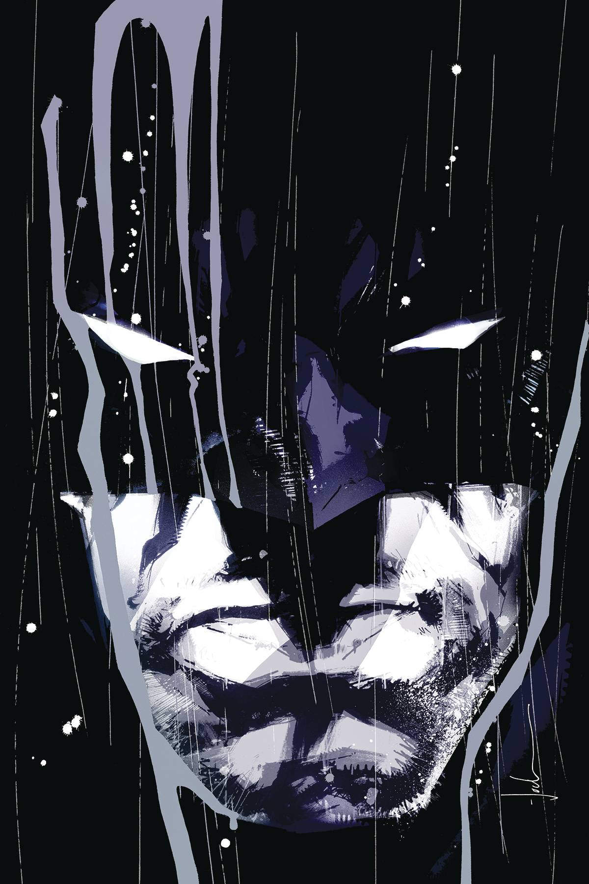 I. Detective Comics #1000 2000s Variant by Jock -