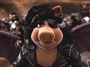 Disparaging the Diva: Relatability & Humor in  The Muppets' Wizard of Oz