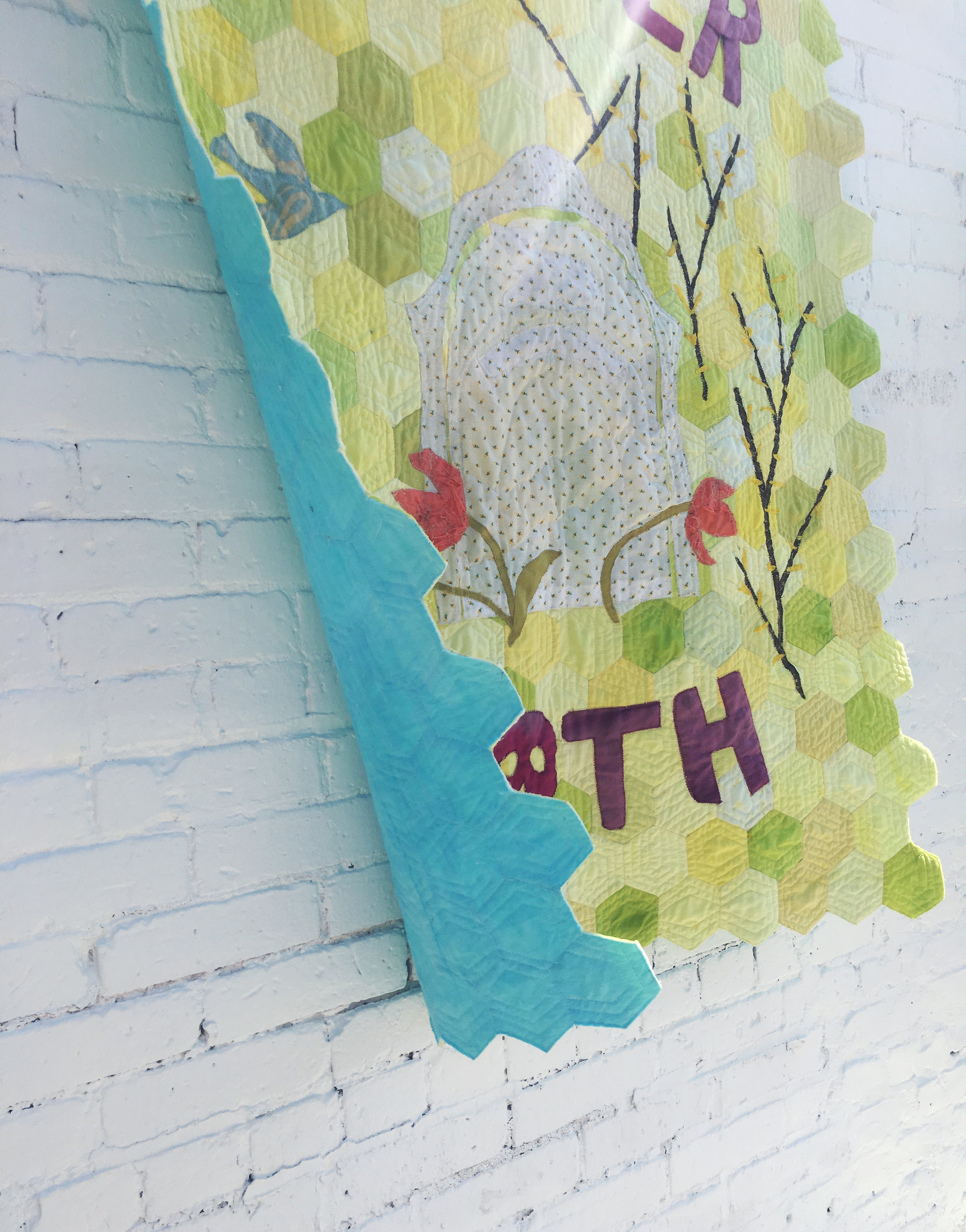 Flower Goth (Detail)