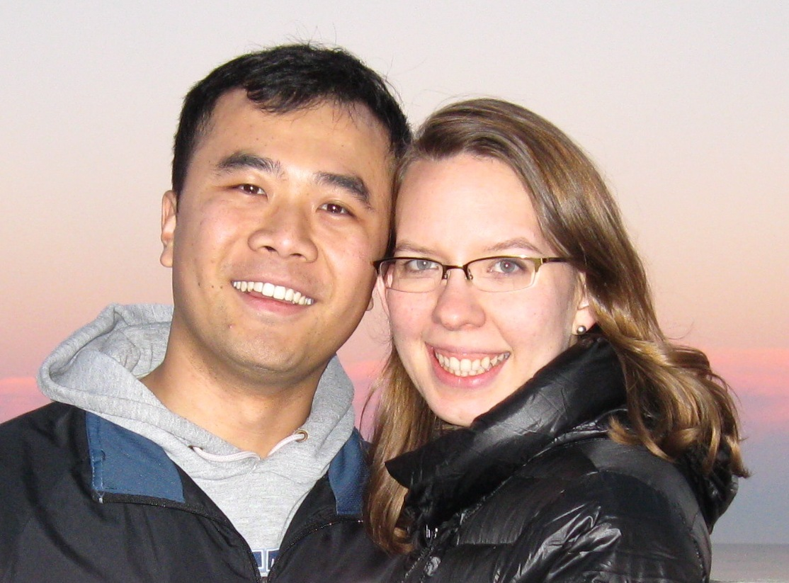 Ryan and Abigail Zhang