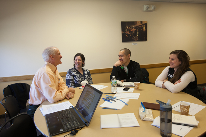 Discussions with Kelly Madden, Executive Director of Boston Fellows