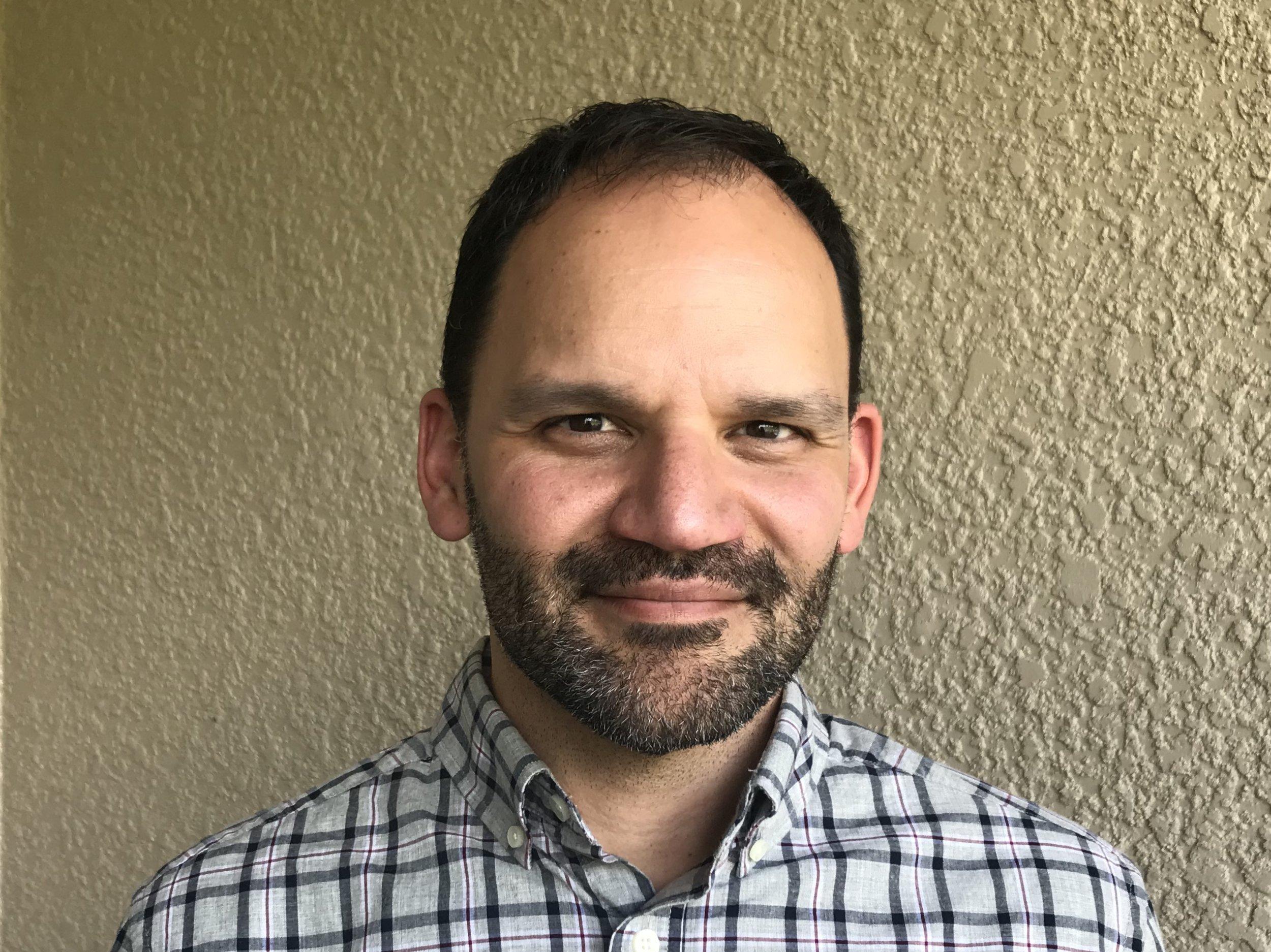 Omar Ortiz, Leadership Development Director