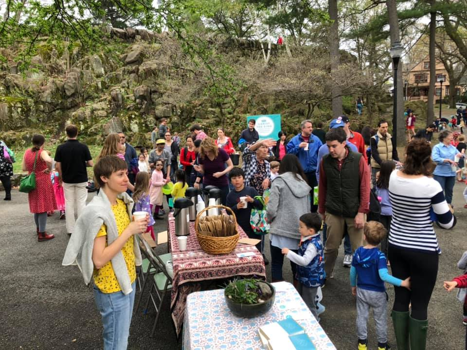 CTK Somerville Egg Hunt at Nathan Tufts Park