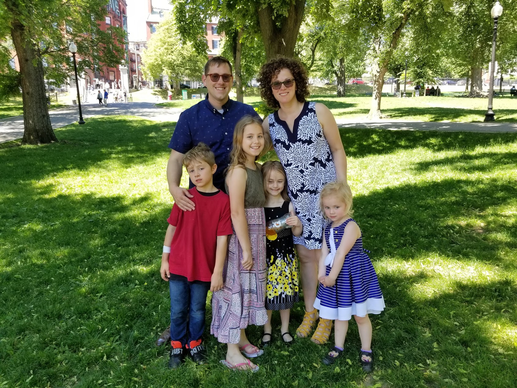 Logan, Melissa and their four children live and minister to the community of Jamaica Plain. For more information about their congregation, visit  https://www.ctkjproxbury.org/ .