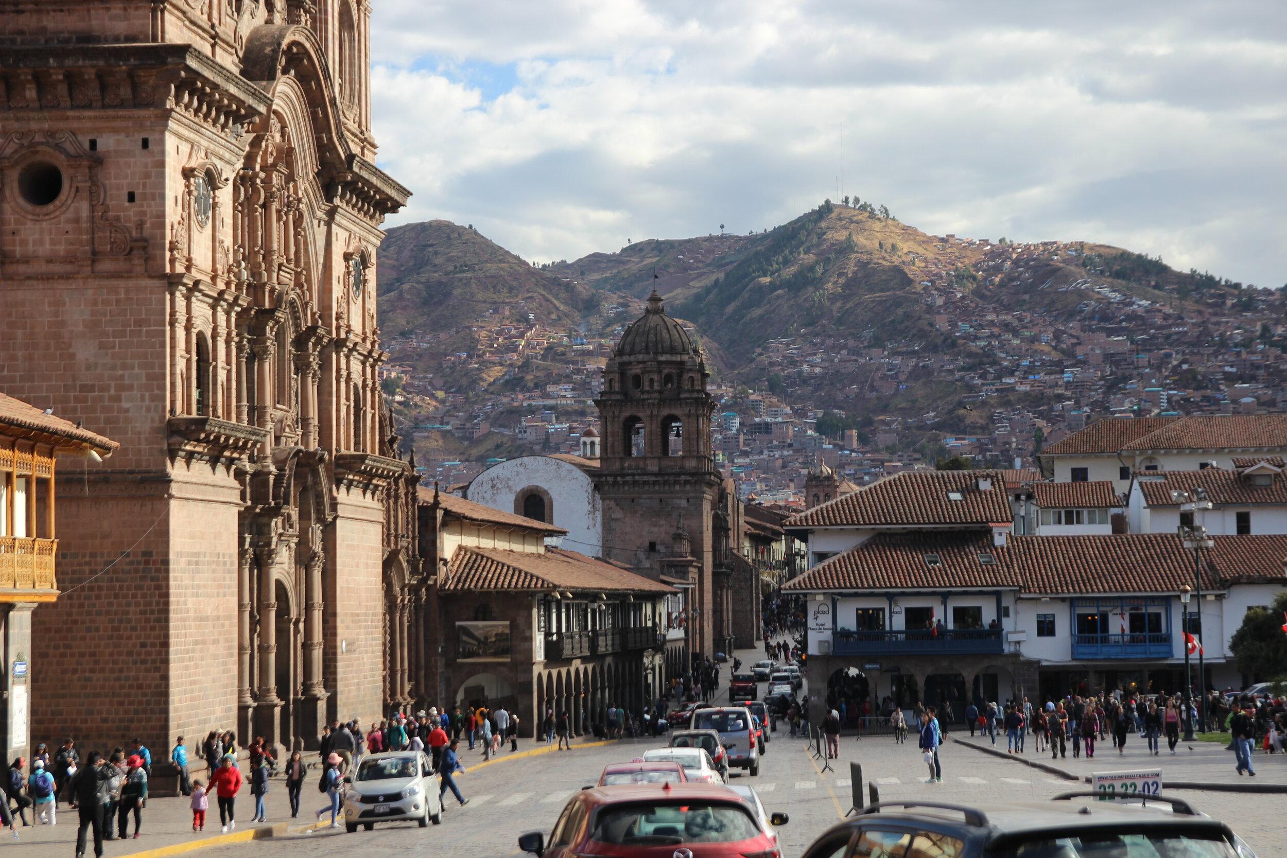 Historic Cusco, Peru