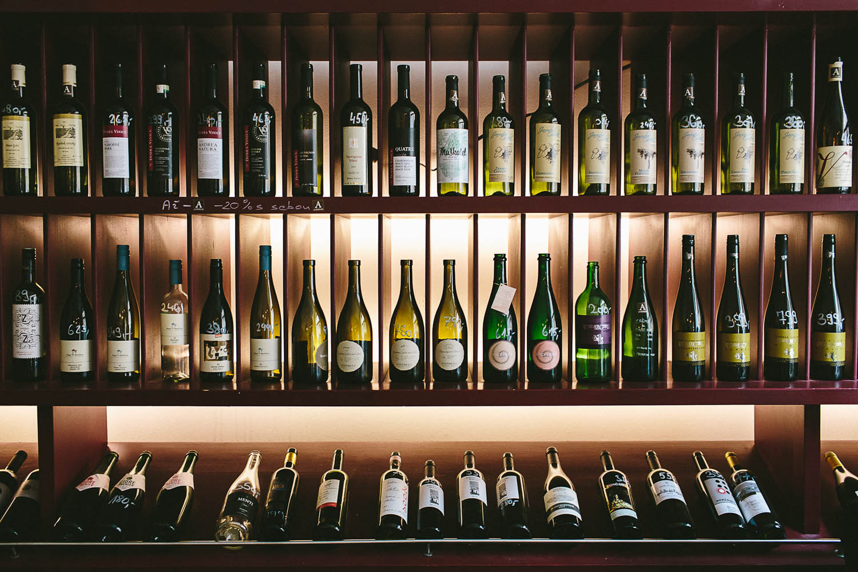 Veltlin wine bar in Prague