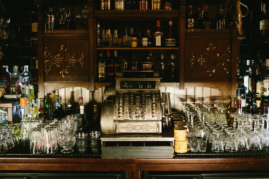 Hemingway bar Prague
