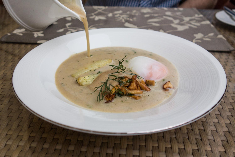 Best Kulajda soup in Prague