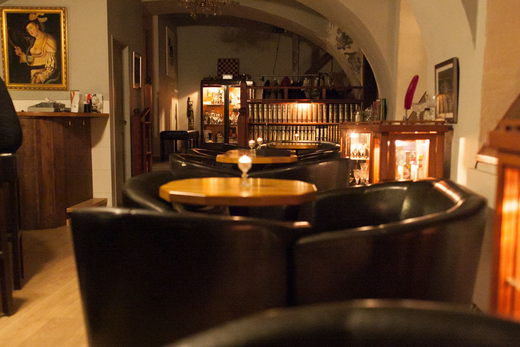 Parlour, a great bar in Prague