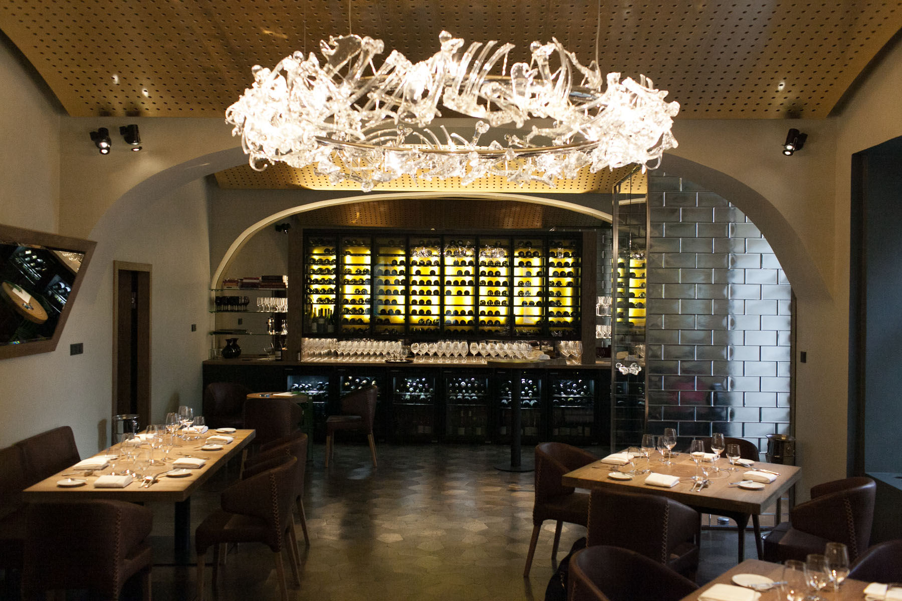 La Degustation Michelin star restaurant Prague