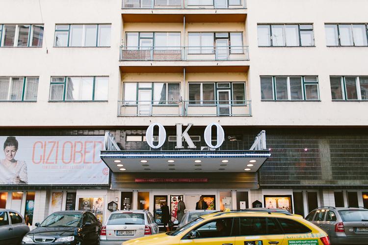 Bio Oko Prague