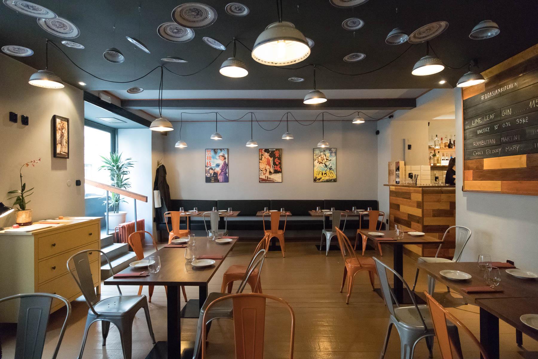 QQ Asian Kitchen, Prague