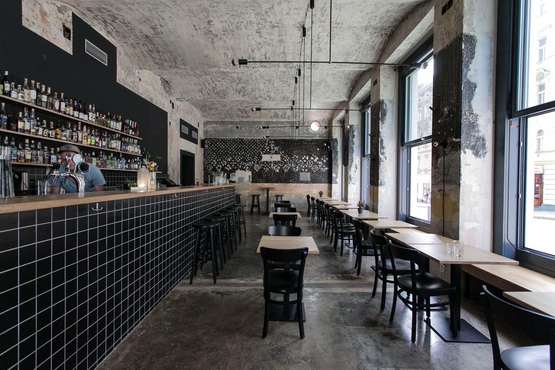 Cobra Bar Prague