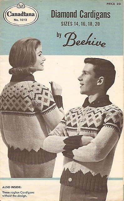 Handknit sweaters for men and women