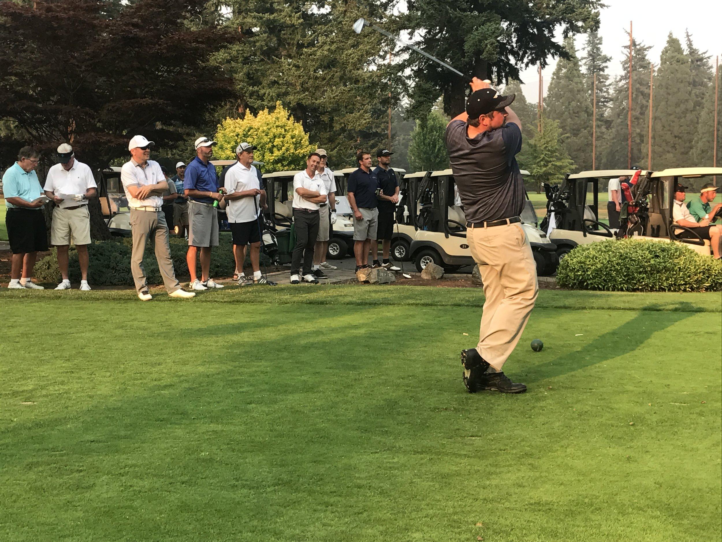 Jordan Malarz - Member Employee Tournament