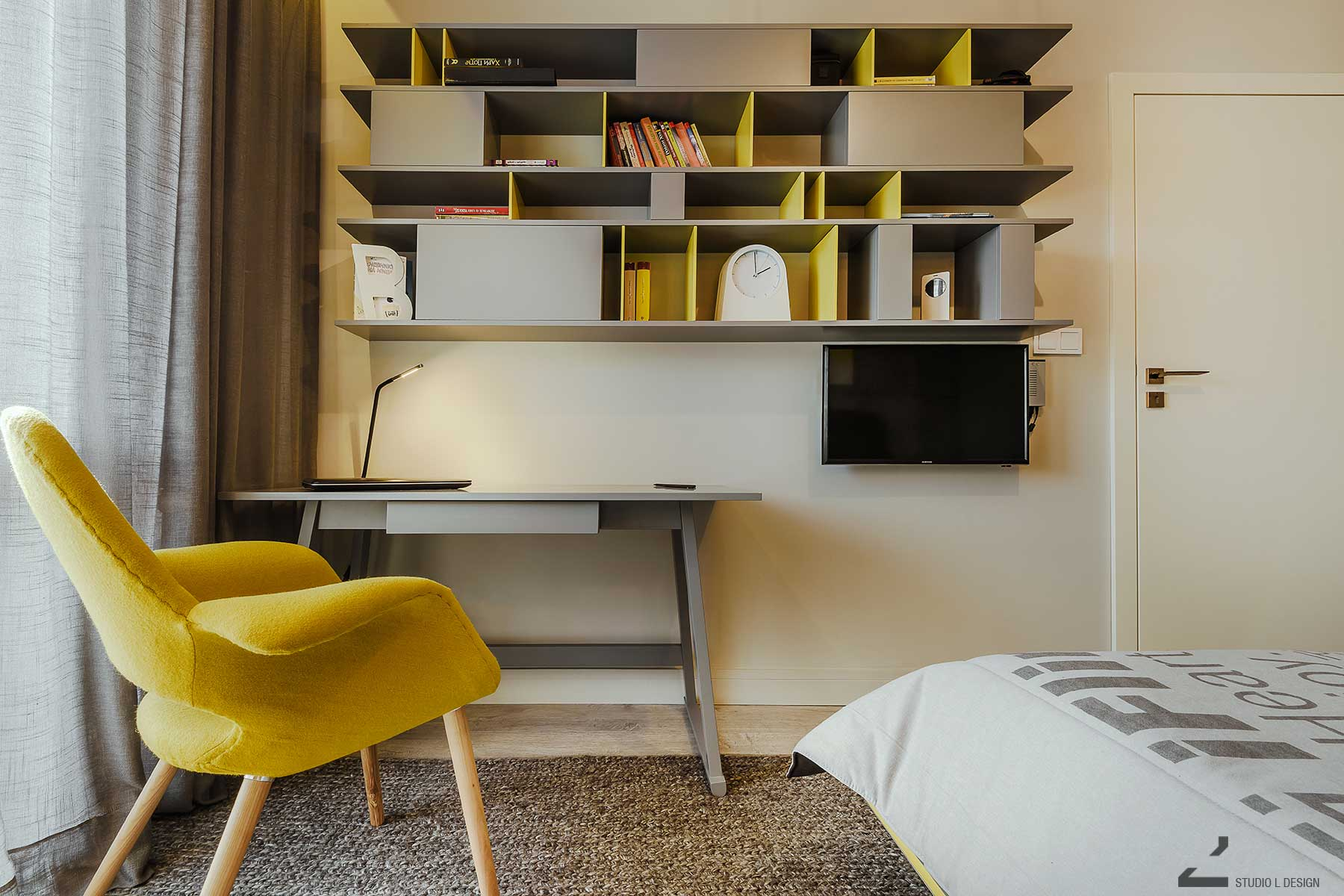 Teenroom interior design