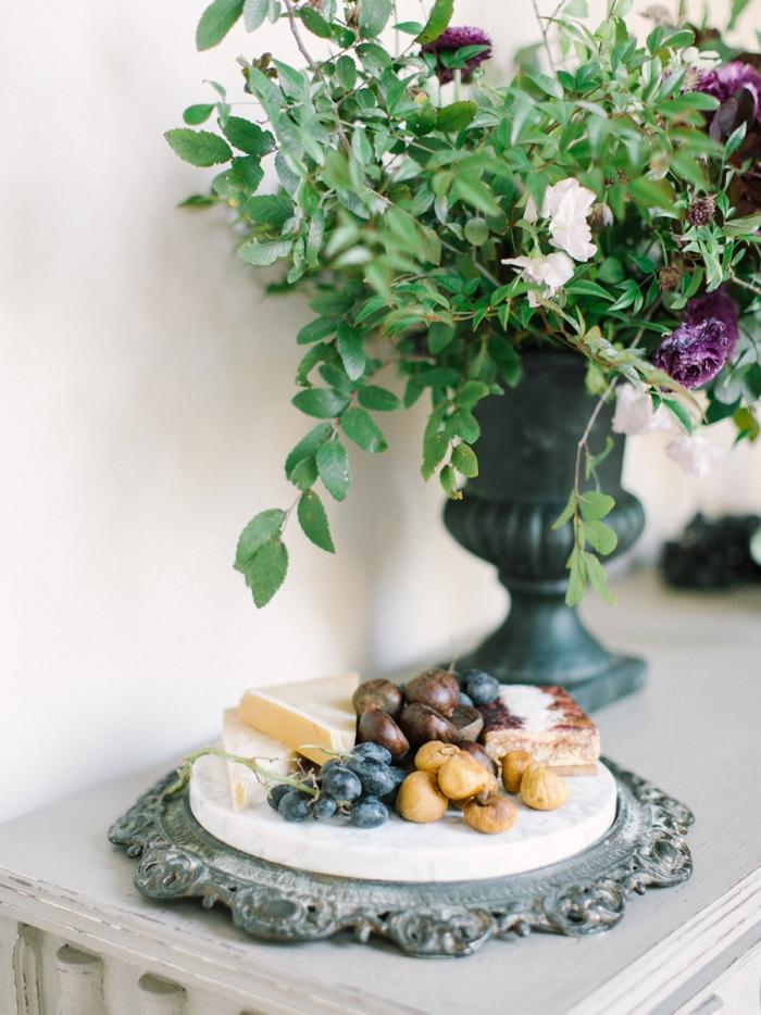 Rich Plum Wedding at Chateau Cocomar | Lindsey Zamora | Fine Art Wedding Planner Dallas, Ft Worth, DFW, Austin, Destination