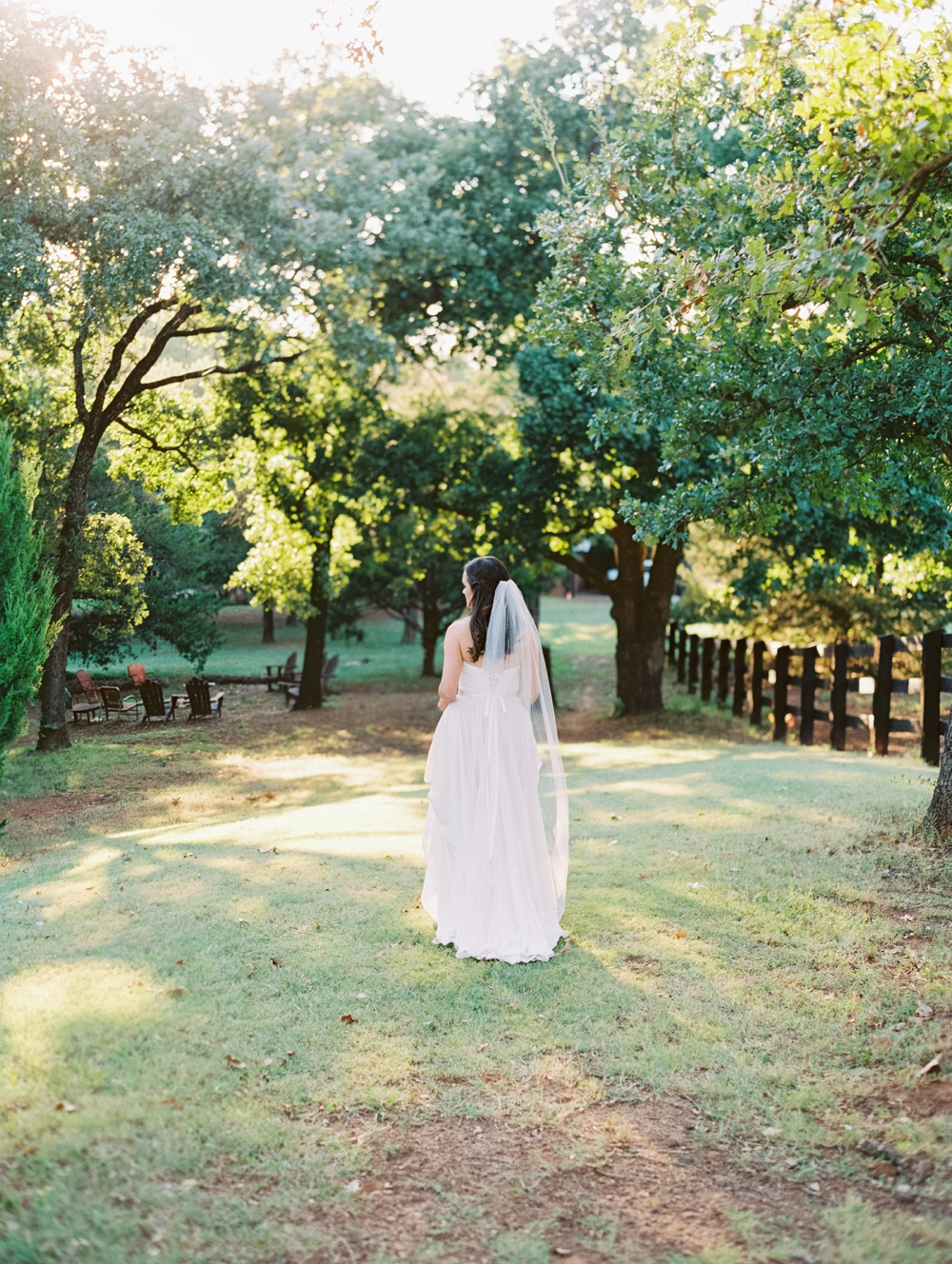 Outdoor Bridal Session