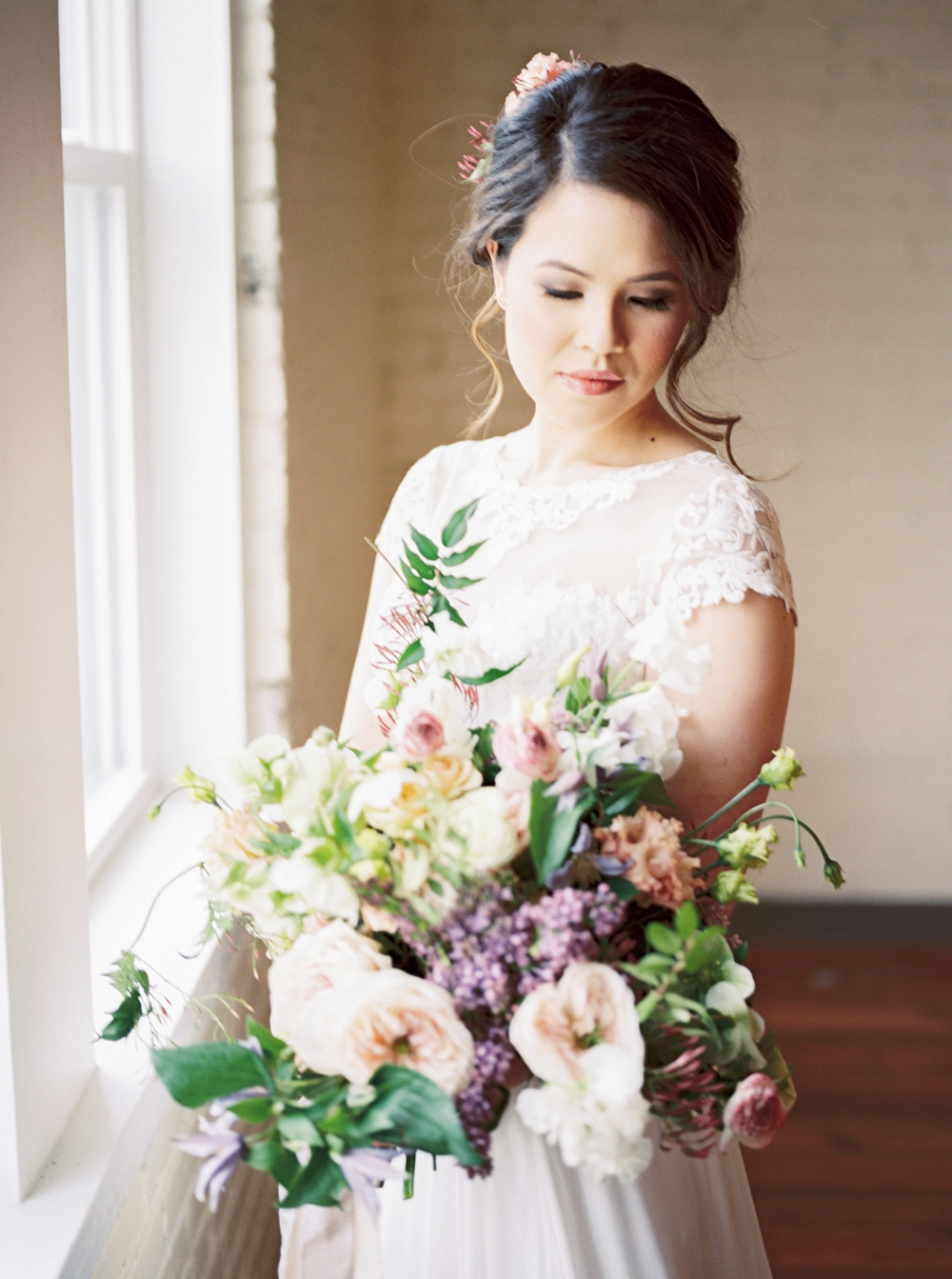 Brik Venue Wedding with Feather and Twine Photography and Pollen Events