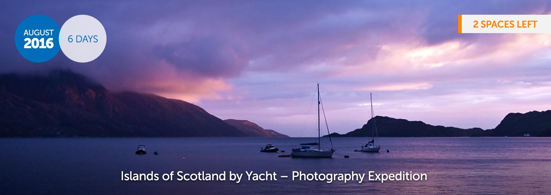 Scotland Sailing Photography Expedition Workshop Photo Tour Adventure Sail