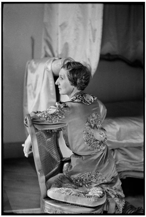 Jeanne Toussaint in 1946.