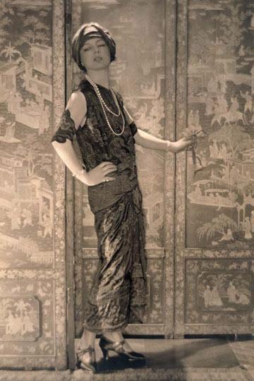 Jeanne Toussaint, La Pantheré. 1887 - 1976