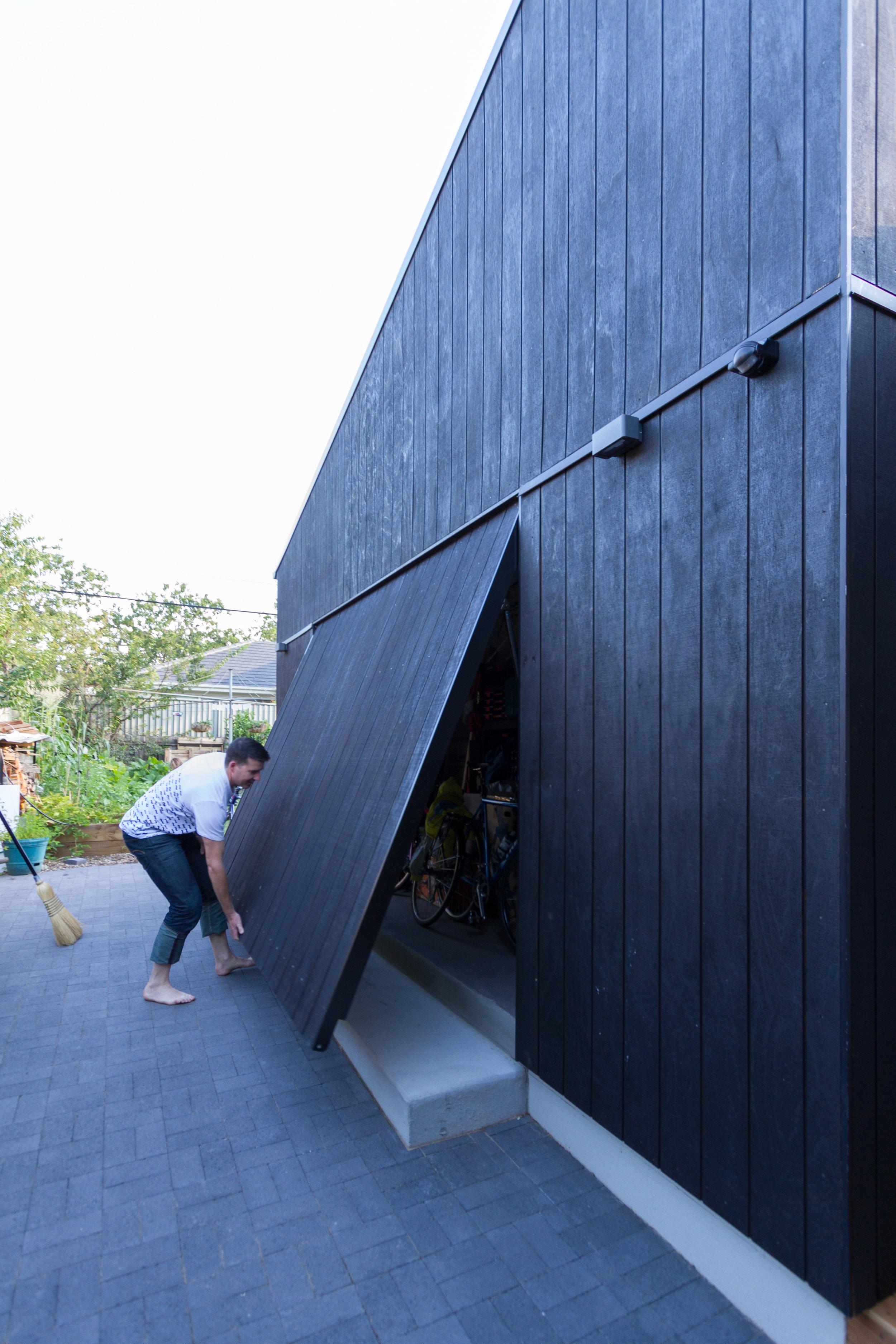 clerestory house