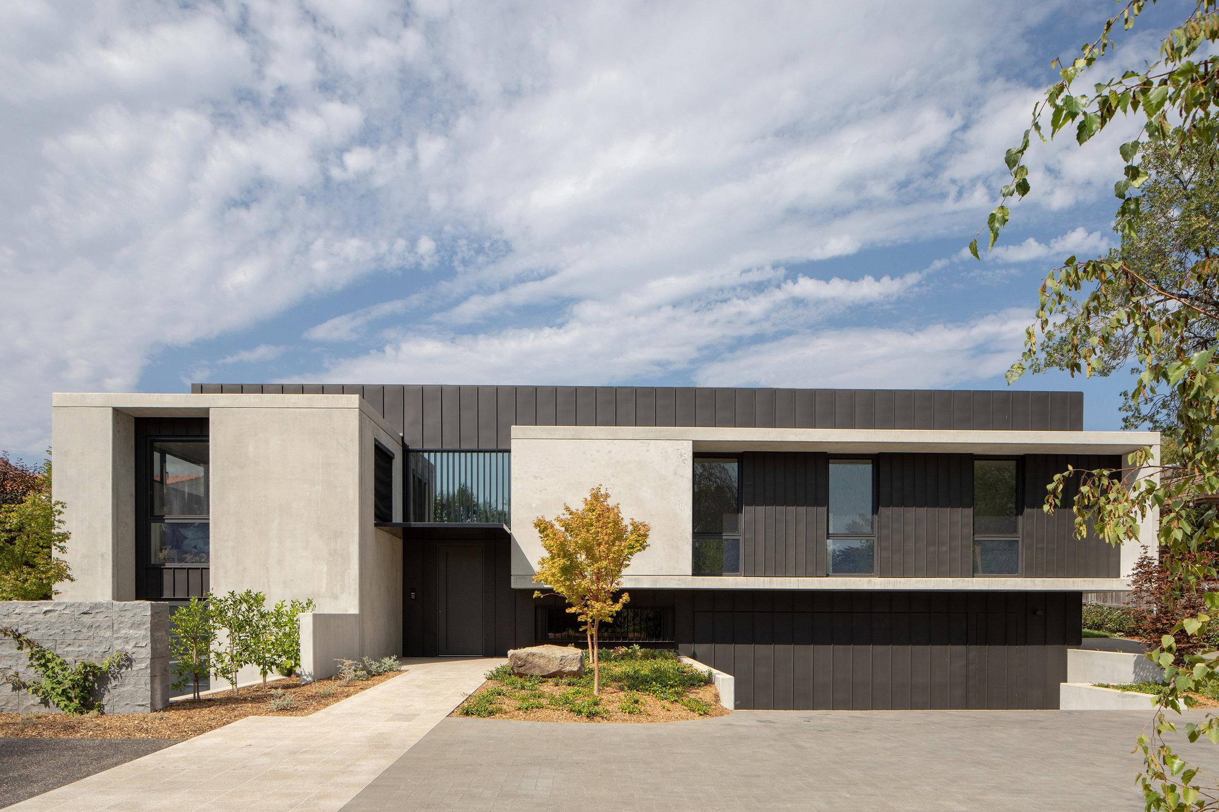 Concrete House - Deakin ACT