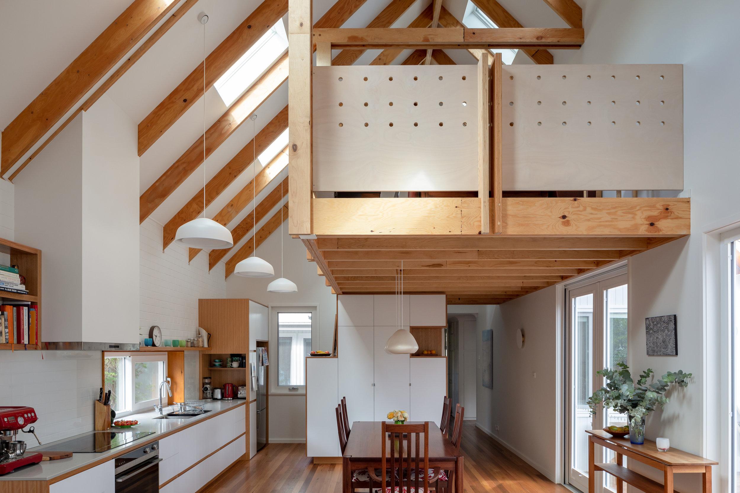 Loft House - O'Connor ACT