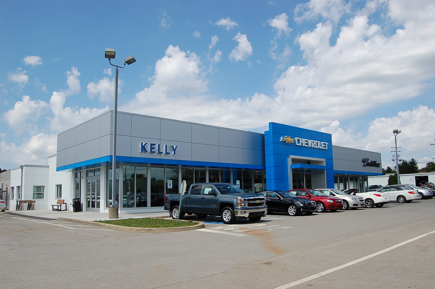 Kelly Chevrolet & Cadillac, Butler, PA (AFTER)