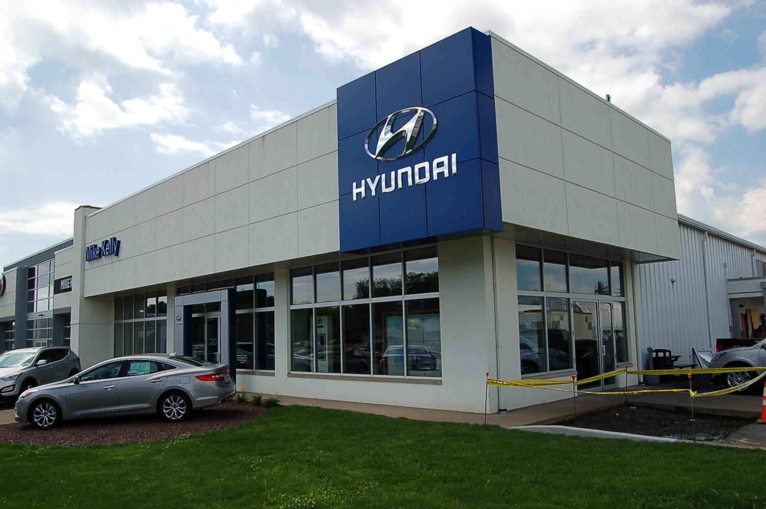 Kelly Hyundai, Butler, PA