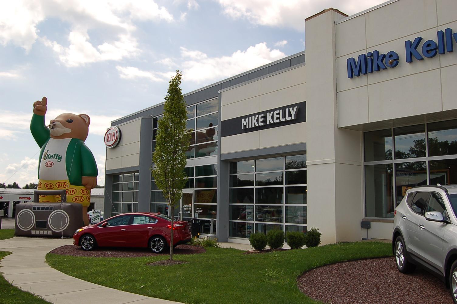 Kelly Kia and Kelly Hyundai Dealerships, Butler, PA