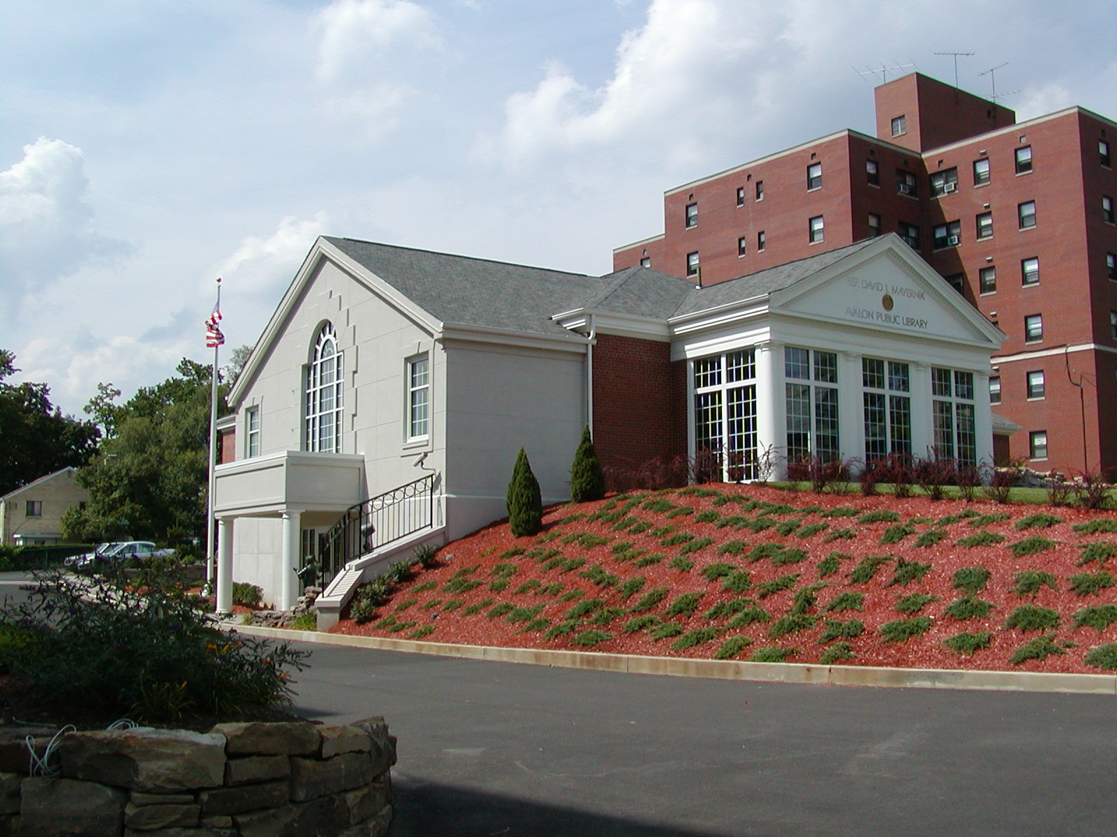 Avalon Public Library, Avalon, PA