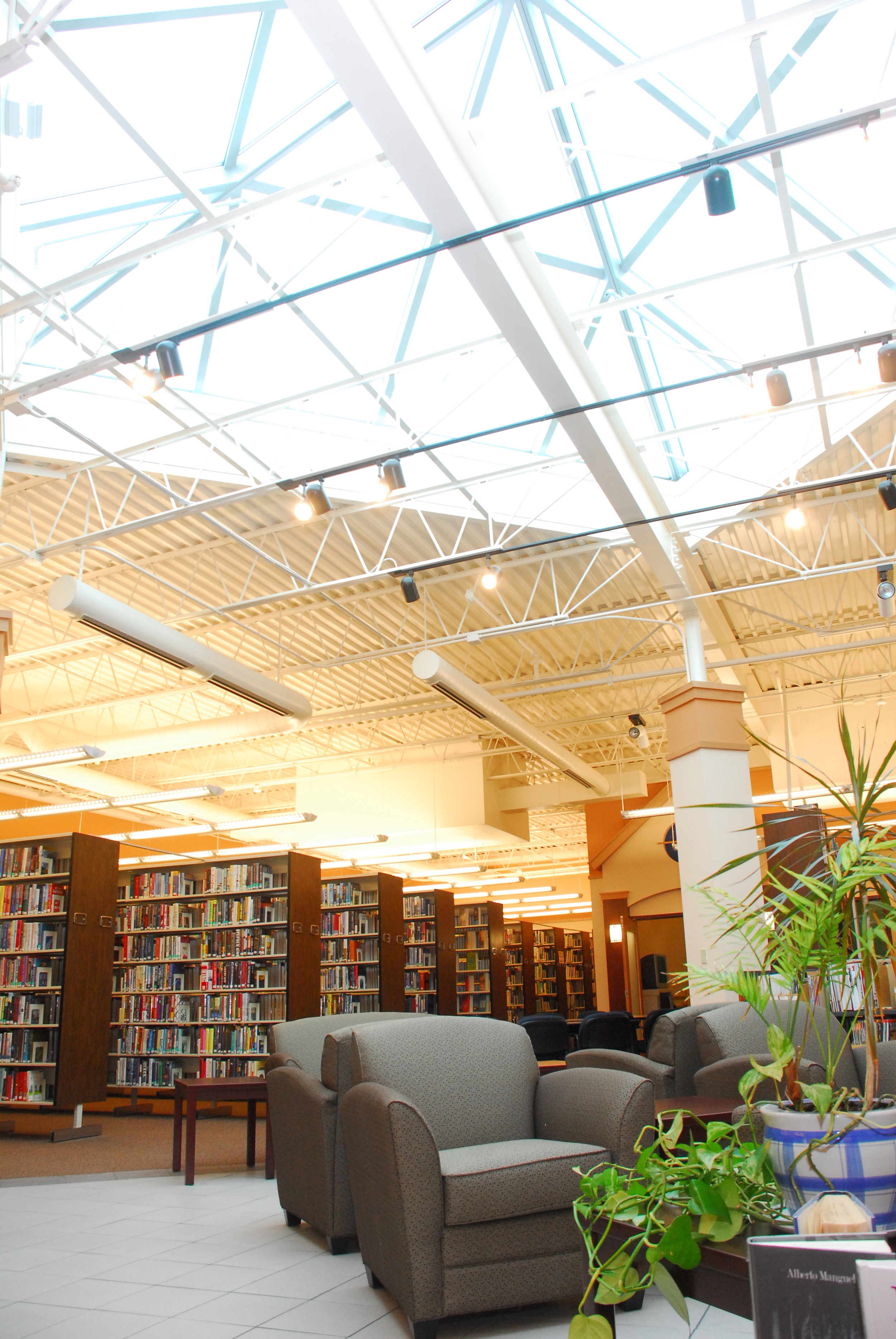 Ellwood City Public Library, Ellwood City, PA (interior)