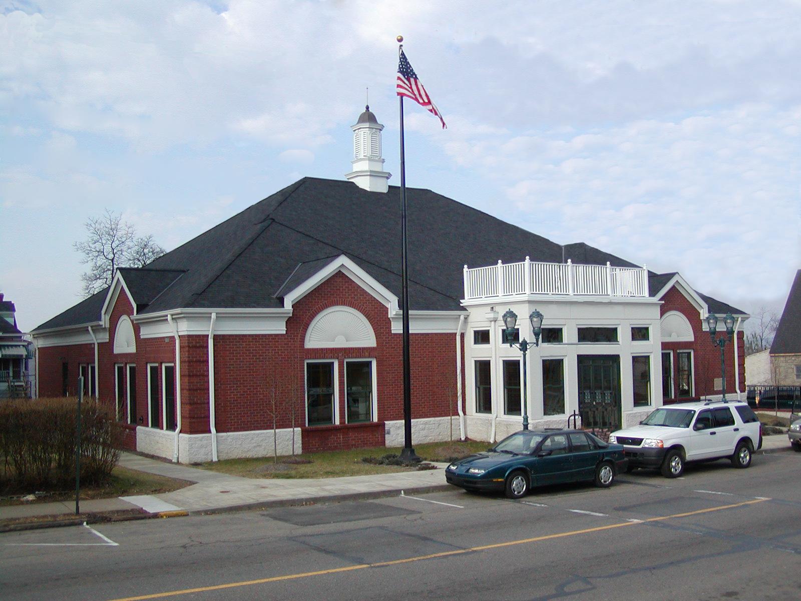 Avalon Borough Building, Avalon, PA