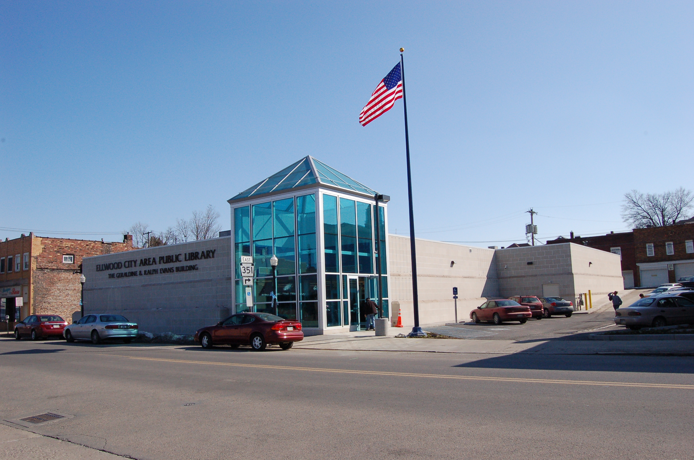 Ellwood City Public Library, Ellwood City, PA (AFTER)