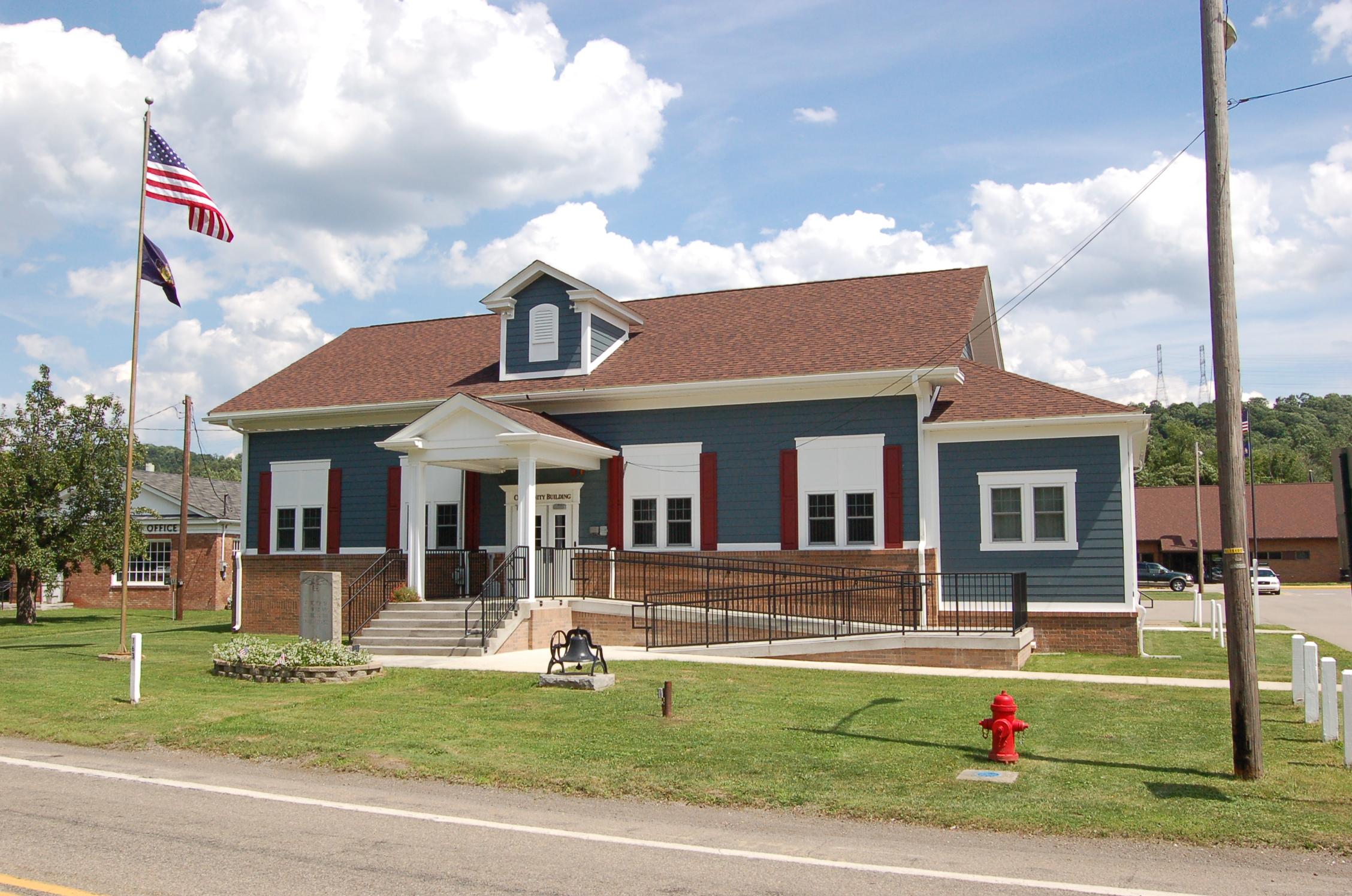 Borough of Shippingport Community Building, Shippingport, PA