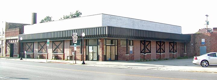 Ellwood City Public Library, Ellwood City, PA (BEFORE)
