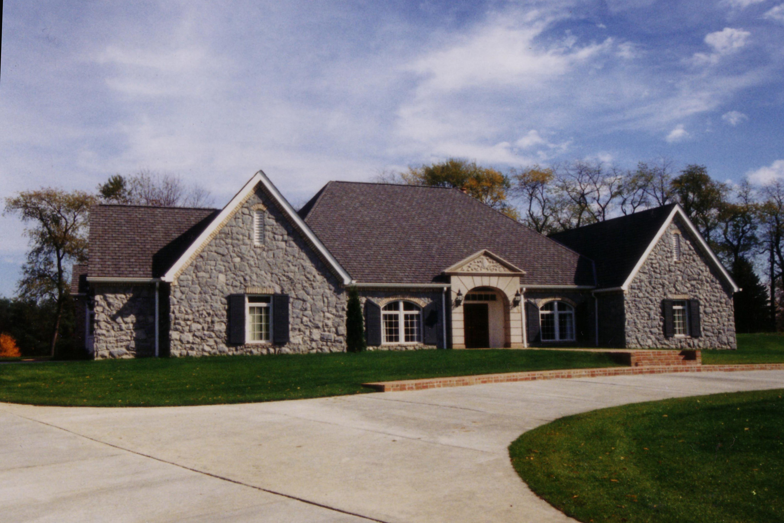 Private Residence (new construction - exterior)