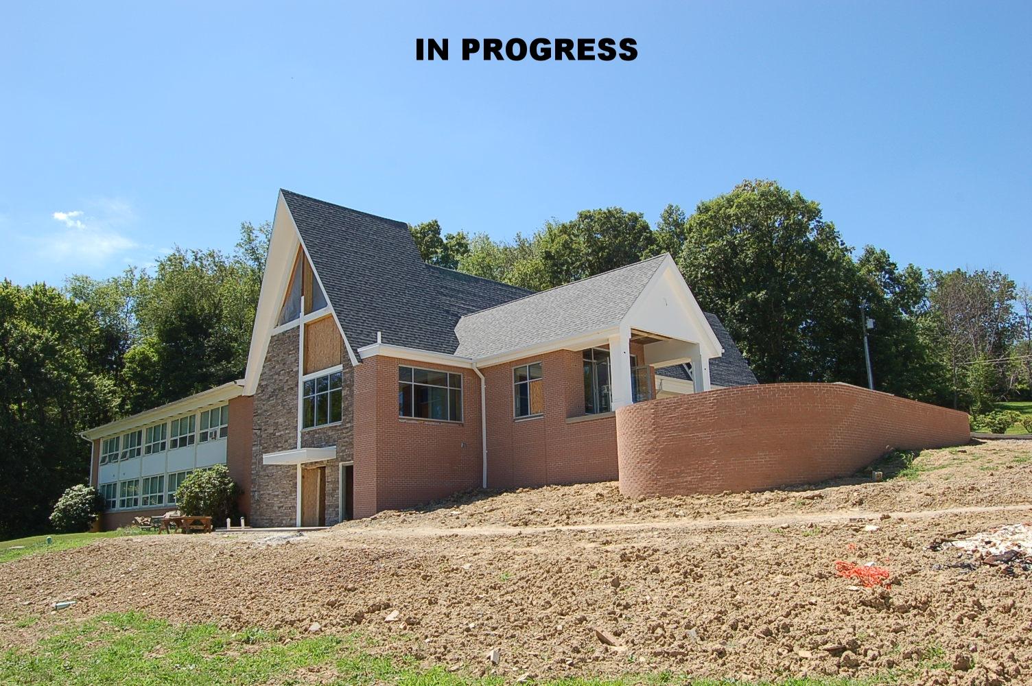 Progress photo of North Sewickley Presbyterian Church