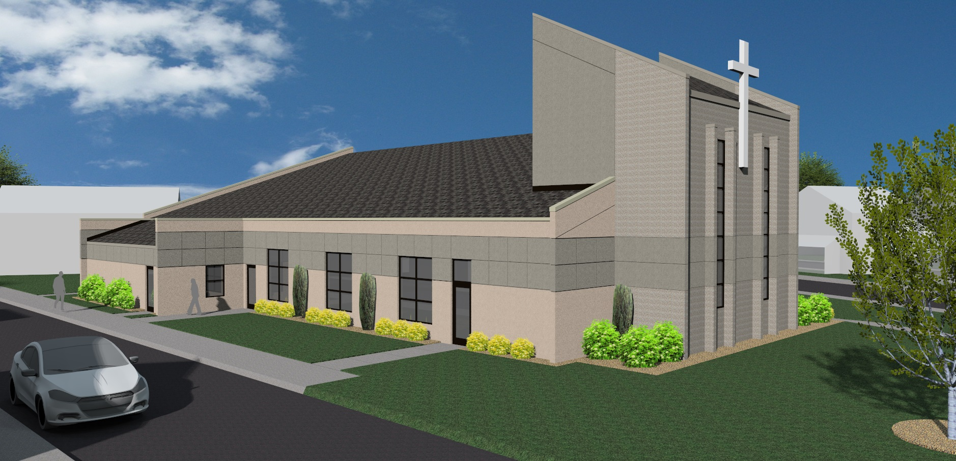 Miracle Church of God in Christ rendering