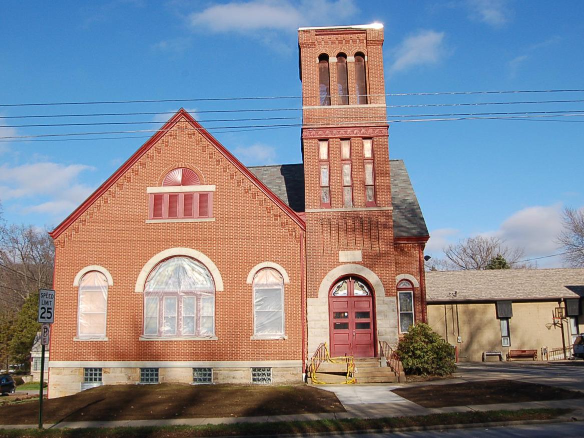 Park United Presbyterian Church in Zelienople, PA