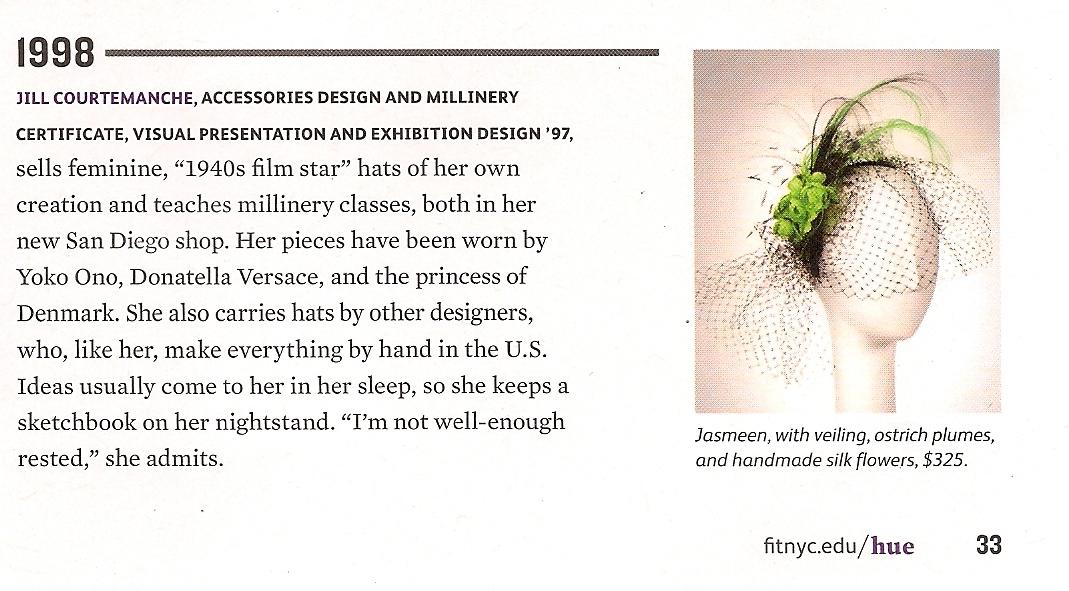 Hue - FIT Alumni Magazine  / April 2013