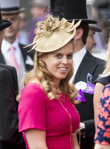 Princess Beatrice on Day 5 of Royal Ascot