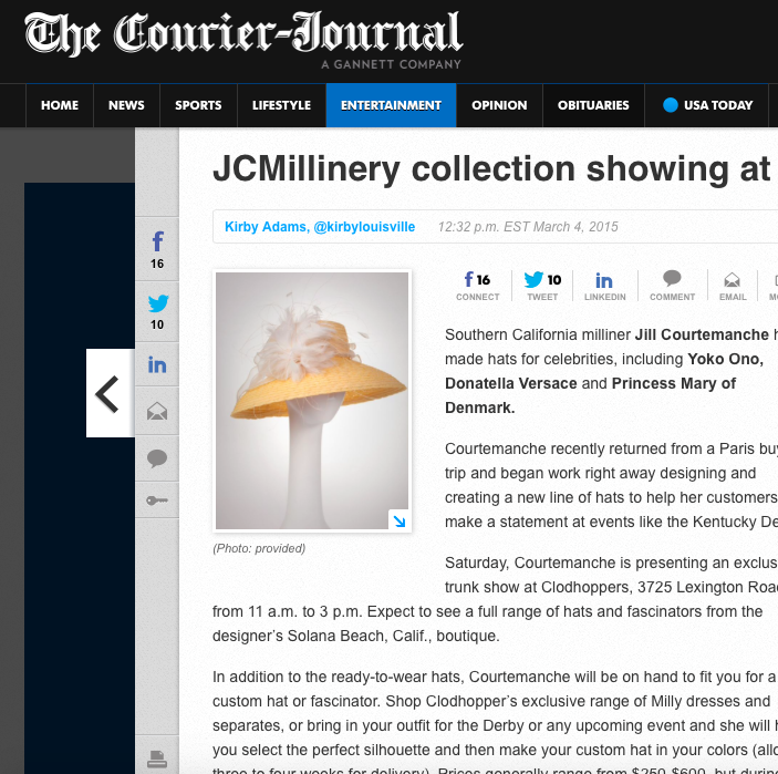 The Courier Journal  / March 2015