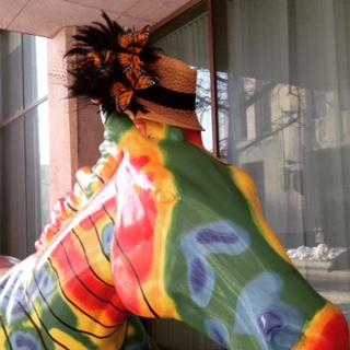 Gallopalooza - horse themed street art