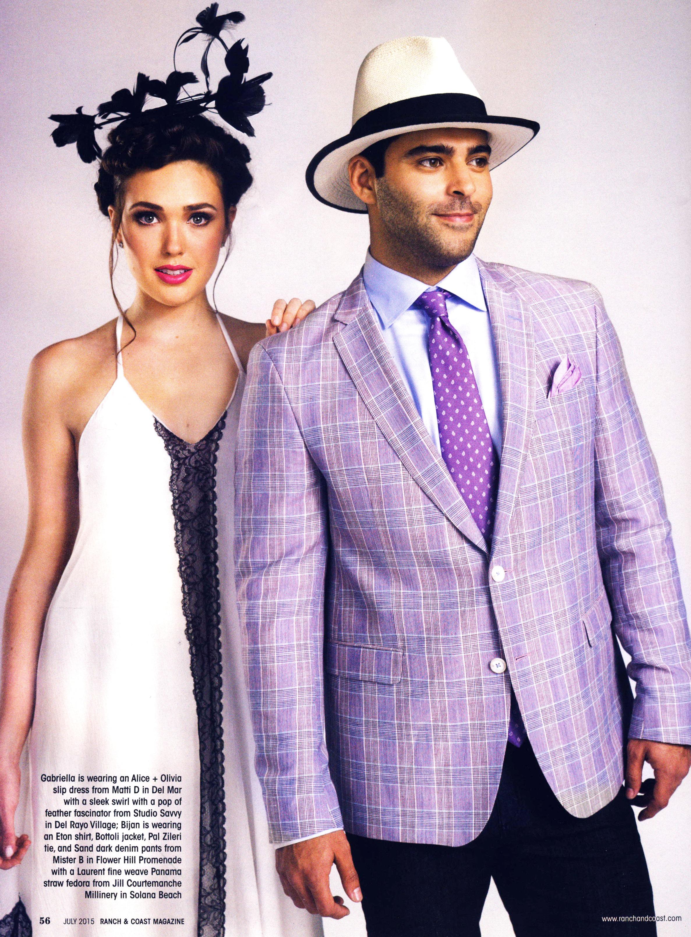 Ranch & Coast Magazine p2  / July 2015