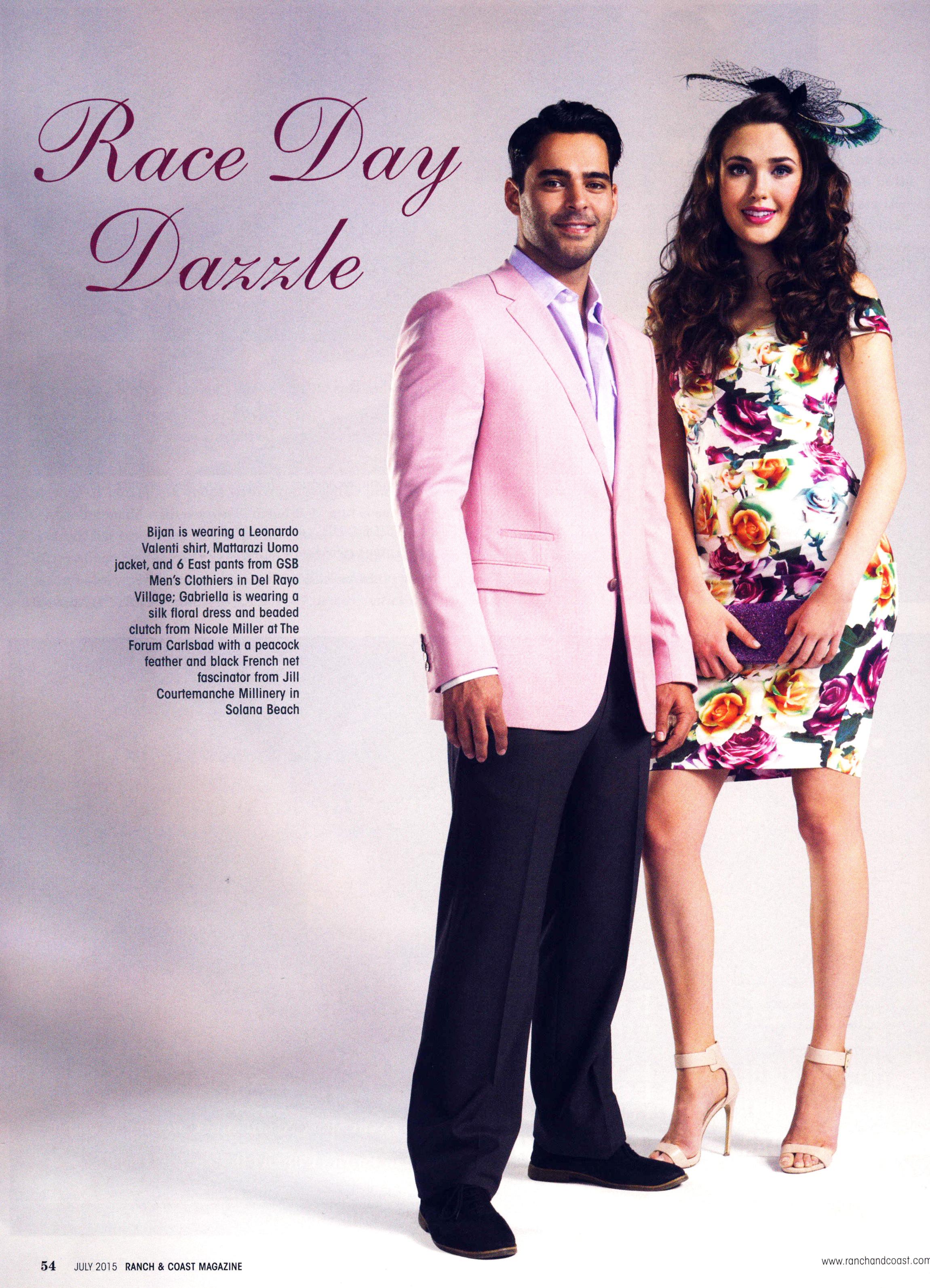 Ranch & Coast Magazine  /July 2015
