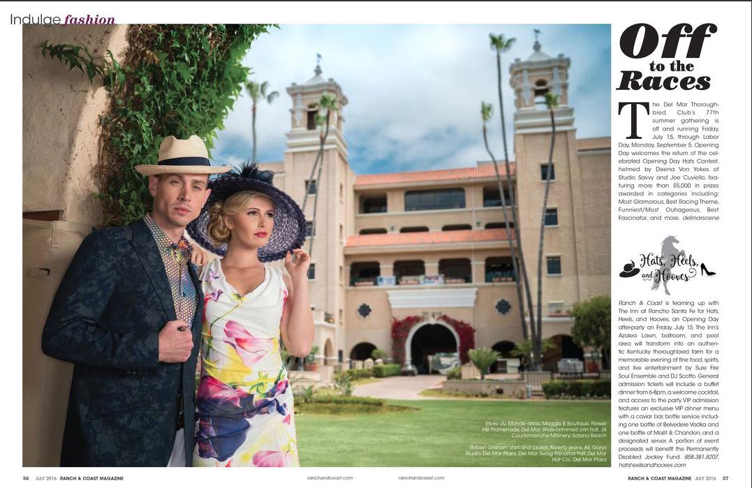 Ranch & Coast Magazine  / July 2016